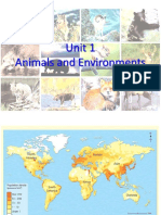 Tb 3 Unit 1 Animals and Environments (1)