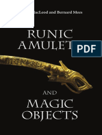 Runic Amulets and Magic Objects - Mindy Macleod & Bernard Mees.pdf