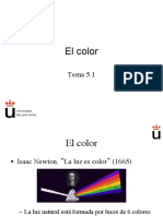 EP T5.1 (El color)