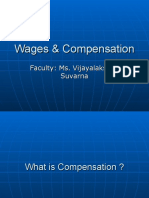 Wages & Compensation Final