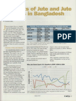 Prospect of Jute and Jute Products in Bangladesh