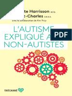 2017 L Autisme Expliqu Aux Non-Autistes - Brigitte