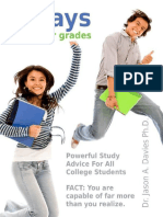 6 Days to Better Grades_ Powerful Study Advice for All College Students