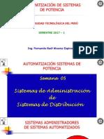 AUTOMATIZACION DE SISTEMAS ELECTRICOS DE POTENCIA