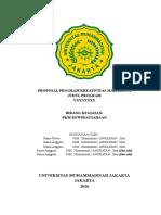Kerangka Proposal PKM K 2016