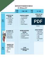 Schedule_phase 3 Orientation Workshop