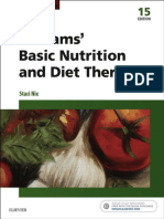 Williams Basic Nutrition and Therapy