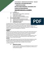 Ficha Danza Inscripcion