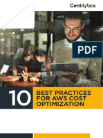 10 Best Practices for AWS Cost Optimization