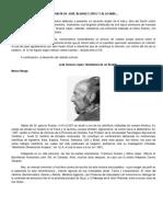 Biografía Actualizada de José Álvarez López