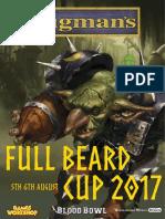 Full Beard Cup 2017 2.2