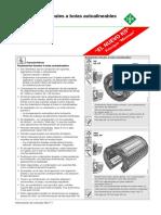 Catálogo Rodamientos Lineales Autoalineables INA