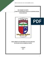 Aditamento Ao BG Nº 207, De 01 de Novembro de 2012 (Regulamento de Uniformes)
