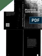 Manifesto Contrassexual