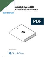 HP HDD Manual_English