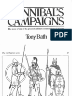 Hannibal's Campaigns (Illustrations by Ian Heath)