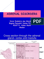 Kuliah Adrenal Disorders