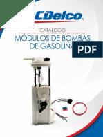 Bombas de Gasolina ACDELCO