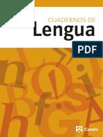 Cuadernos de Lengua