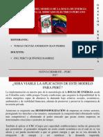 Modelo Colombiano de bolsa de energia