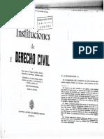 TRABUCCHI ALBERTO. El Negocio Jurídico en General. Representación. - LECTURA 1