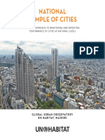 National Sample of Cities