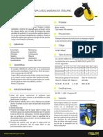 PROTECTOR  AUDITIVO PARA CASCO SAMURAI 501 STEELPRO.pdf
