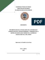 Monografia Rodolfo Lincho Perez g