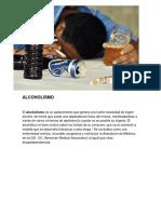 Alcoholismo Racismo Discriminacion Drogadiccion Violemcia Intrafamiliar