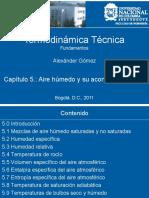 Cap5AireHum&Acondicionamiento TermoMagistral II2016 AGomez