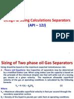 API-12J specification