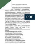 Traducido - Un Tarde Glacial-Holocene Tephrochronology para los Lagos Glaciales en Ecuador Del Sur
