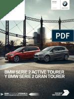 Bmw Serie 2 Active Tourer Gran Tourer 26042016