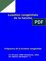 10- Luxation congénitale de la hanche.pps