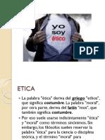 ETICA Clase