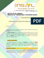 PROGRAMA DE ESTUDIOS DE PORTUGUES EN SEDE GRUPAL.pdf