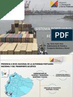 15 Sistema Portuario Ecuatoriano