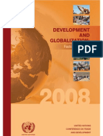 UN Statistics 2008 Globalization and Devcelopment