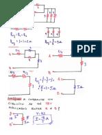 associação resistores exercícios