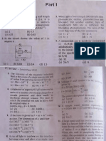BITSAT 2012 Question Paper With Answers
