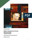 Fliegauf Gergely órái a Rendőrtiszti Főiskolán, tematikák