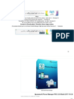 Apowersoft Phone Manager PRO 2.8