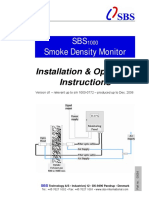 SBS1000 SDM Manual Version d1