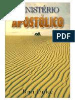 DanDuke Ministeacuterio Apostoacutelico