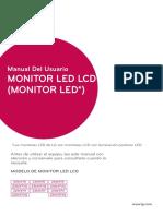 Manual LG22M47VQ
