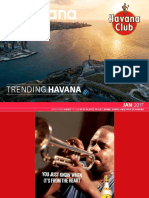 Lahabana Magazine January 2017 Havana Club