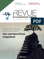 Revue de la Gendarmerie 258
