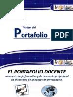 2011 4 Portafolio Docente