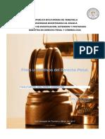 TALLER Fines u Objetivos Del Derecho Penal.david Sevilla Facilitadora Abg. Yeriny Conopoima