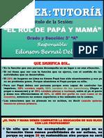 El Rol Del Papa y Mama